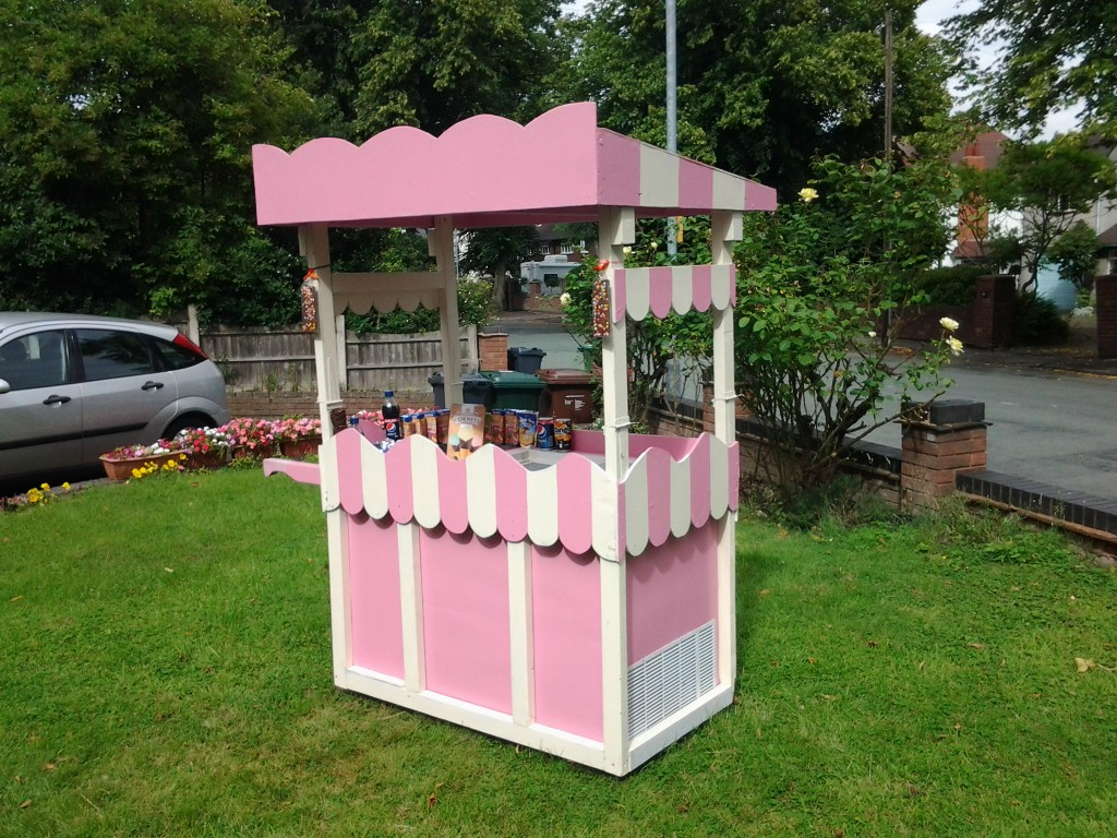 Wedding Sweet Cart For Hire